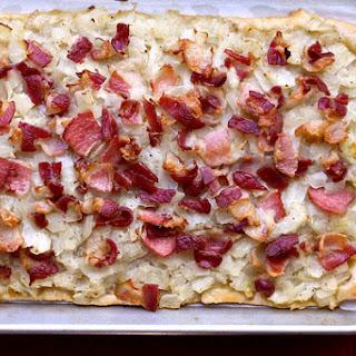 Alsatian Onion Tart.