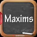 English Maxims icon