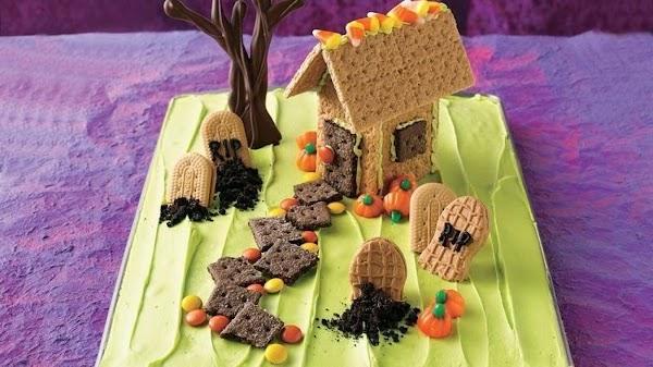 New Hampshire's Graveyard Cake Recipe