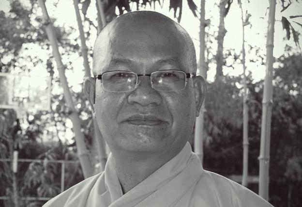 Cố Hòa Thượng Thích Hạnh Tuấn(1956-2015)Cố Vấn Giáo Hạnh GĐPTVN Tại Miền Khánh Hòa, Hoa Kỳ.