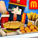 Burger Fast Food Restaurant for Minecraft icon