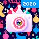 Nucie Cam: Beauty Selfie Camera With Photo Editor