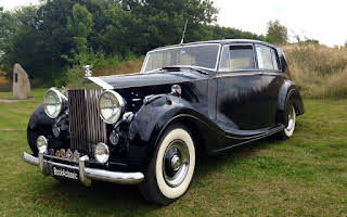 Rolls-Royce Silver Wrath Rent Nordjylland