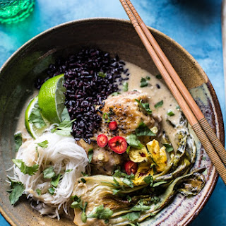 Thai Lemongrass Chicken With Coconut Milk Recipes.