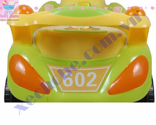 Xe lắc cho bé 602 6