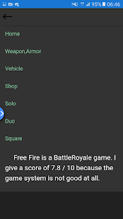 Free Fire Guide Pro - náhled