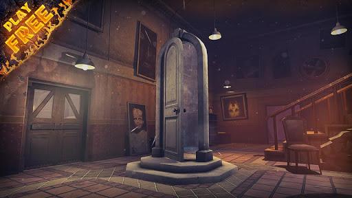 House of Fear: horror escape in a scary ghost town apktram screenshots 5