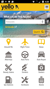 Find Yello - Grenada- screenshot thumbnail