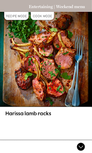 Waitrose Food- screenshot thumbnail