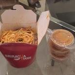 BEST HANGOVER FOOD - sriracha house in Miami, Florida, United States
