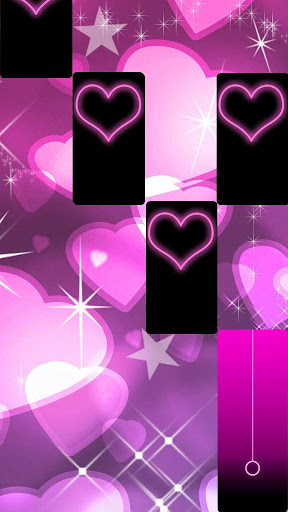 Pink Piano Tiles 4 : Music Games 2018 1.7.5 screenshots 2
