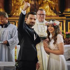 Wedding photographer Jacek Kołaczek (JacekKolaczek). Photo of 08.06.2017