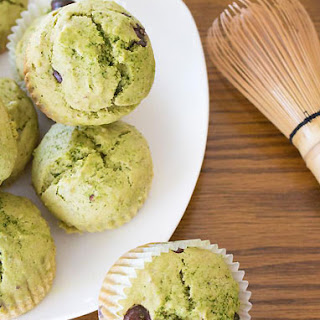 Get A Load Of These Amazing Matcha Muffins