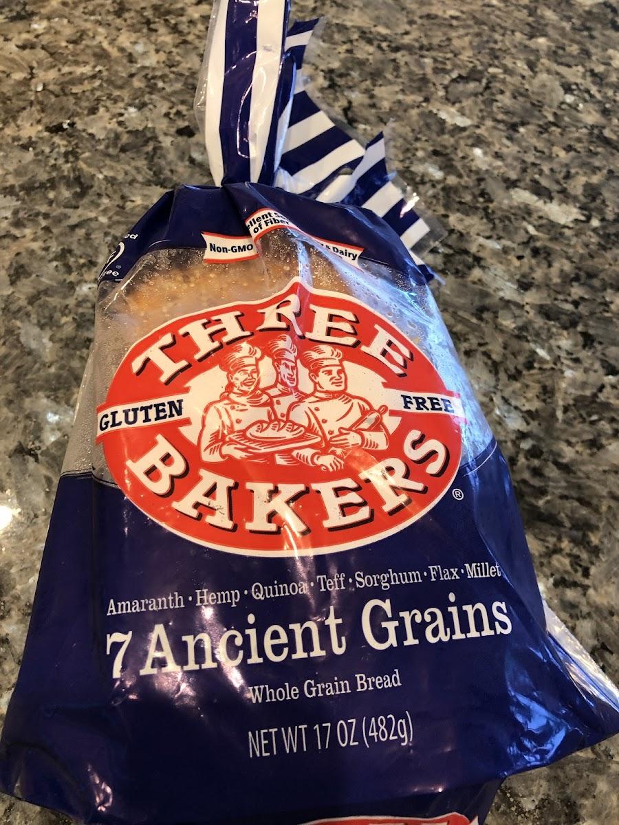 7 Ancient Grains Whole Grain Bread
