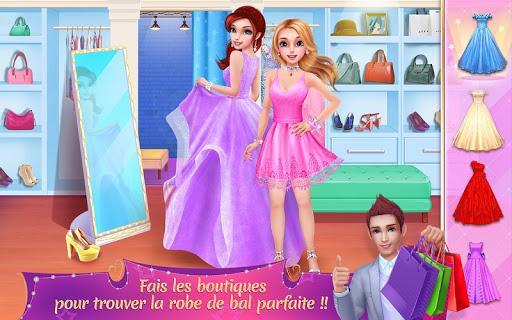 Reine du bal: amour & danse  captures d'écran 2