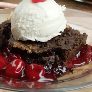 Black Forest Dump Cake Recipe