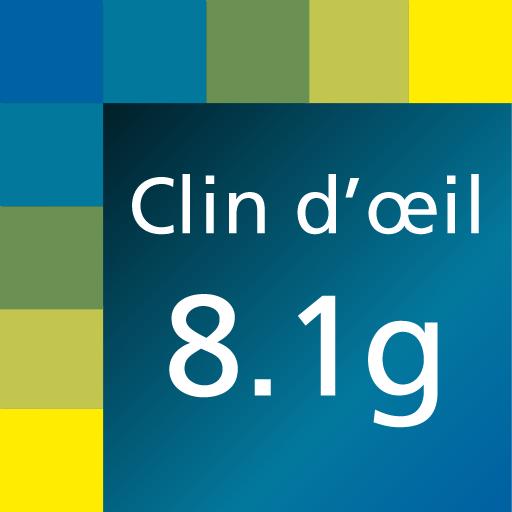 Clin d'oeil 8.1g