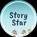 StoryStar - Instagram Story Maker icon
