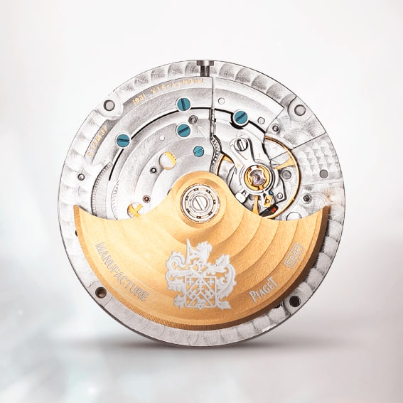PIAGET 548P MOVEMENT