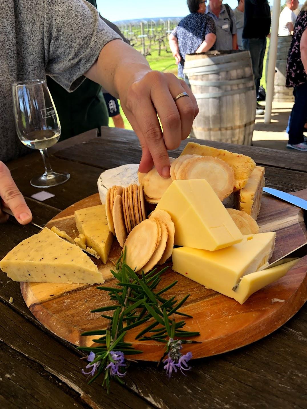 ワイナリーチーズ