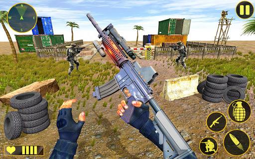 Real Shooting Gun Strike Apk 1