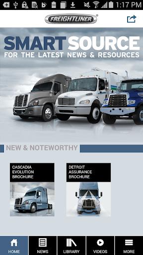 Freightliner Smart Source