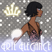 Erte Elegance Dress Up