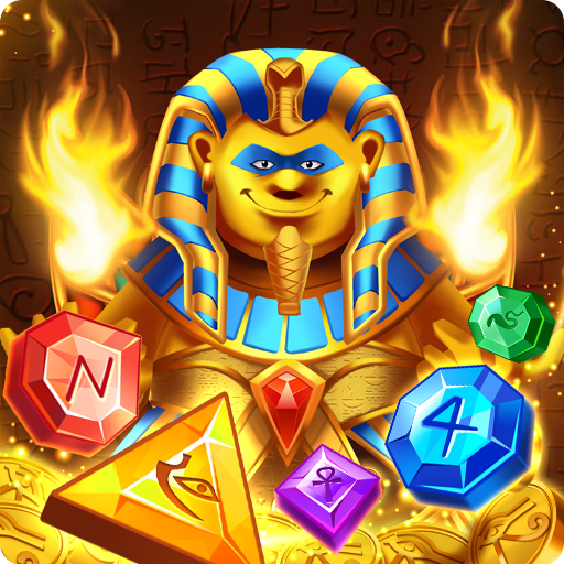 Egypt Quest Pyramid Treasure