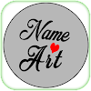 Name Art Stylish Fonts
