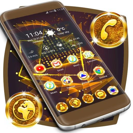 Gold Icons Free app (apk) free download for Android/PC/Windows