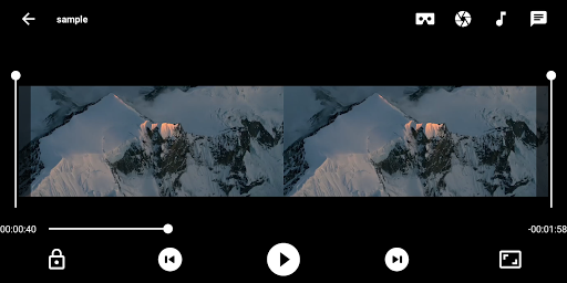 VR Player - Virtual Reality 4.2 screenshots n 2