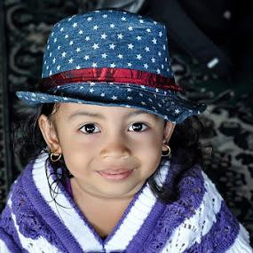 My little girl by Taufik T KamaMoto - Babies & Children Child Portraits