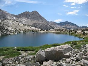 Photo: Along Evolution Lake
