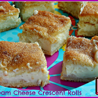 Cream Cheese Crescent Rolls.