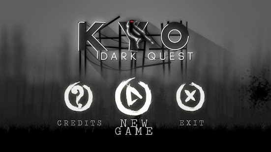 Kyo - Dark Quest DEMO- screenshot thumbnail