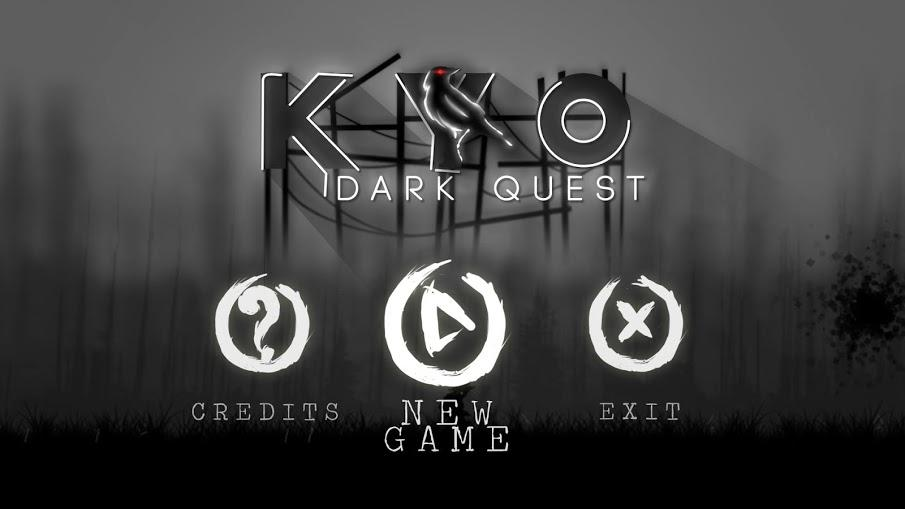 Kyo - Dark Quest DEMO- screenshot