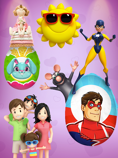Chocolate Eggs for boys and girls ud83eudd5aud83eudd5a 1.0.1 screenshots 9