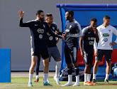 Mendy et deux autres absents à l'entraînement des Bleus