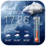 Temperature&Live Weather free,world weather report Icon