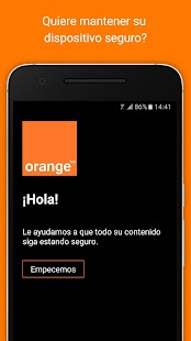 Seguro Orange: miniatura de captura de pantalla