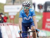 Alejandro Valverde slaat knappe dubbelslag in Ronde van Sicilië (maar komt na de aankomst wel ten val)