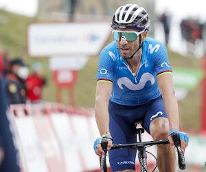 Alejandro Valverde is terug na sleutelbeenbreuk: Spanjaard komt aan de start van Italiaanse wedstrijd