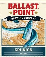 Logo of Ballast Point Grunion Pale Ale
