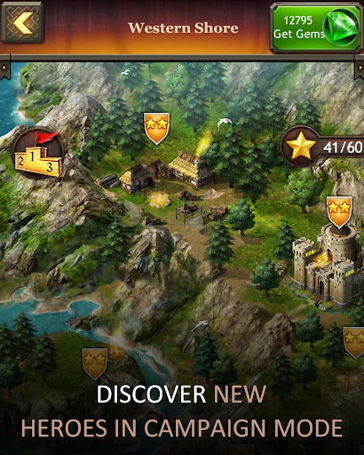 Kingdoms of Camelot: Battle android2mod screenshots 10