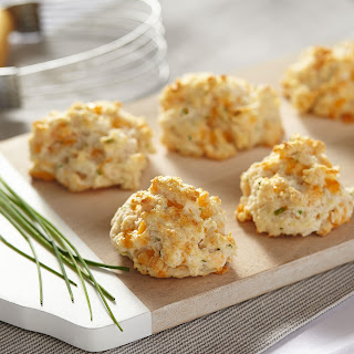 Cheddar Drop Biscuits Recipe