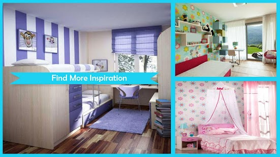 Small Bedroom Designs For Girls - náhled