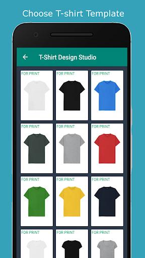 T-Shirt Design Studio 3.0 screenshots 2