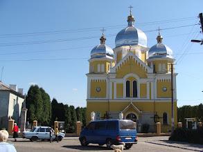 Photo: Rozdół - cerkiew. Fot. Stanisław Burlikowski.