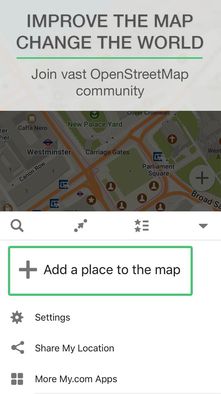 MAPS.ME – Map & GPS Navigation screenshot #5