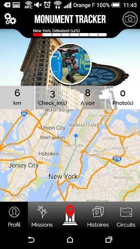 New York Guide MonumentTracker